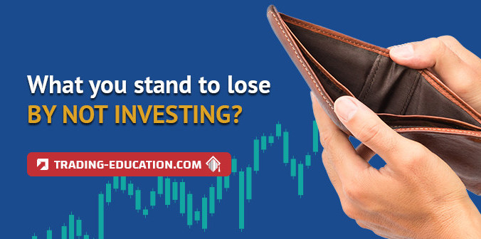 How Much Do You Lose by Not Investing?