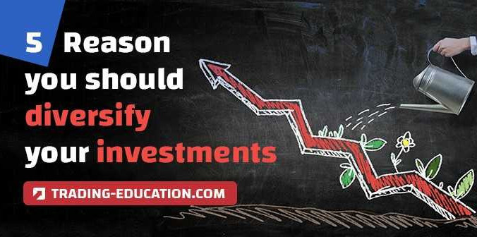 The Top Five Reasons Why You Should Diversify Your Investment Portfolio