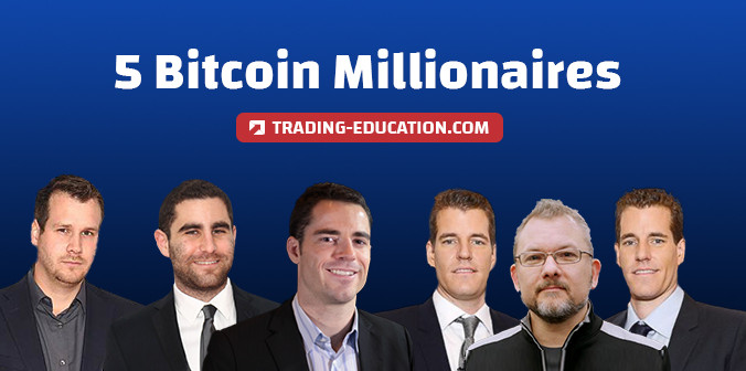 5 People Who Became Millionaires from Bitcoin
