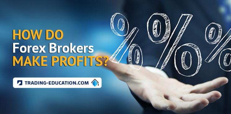 How Do Forex Brokers Make Profits