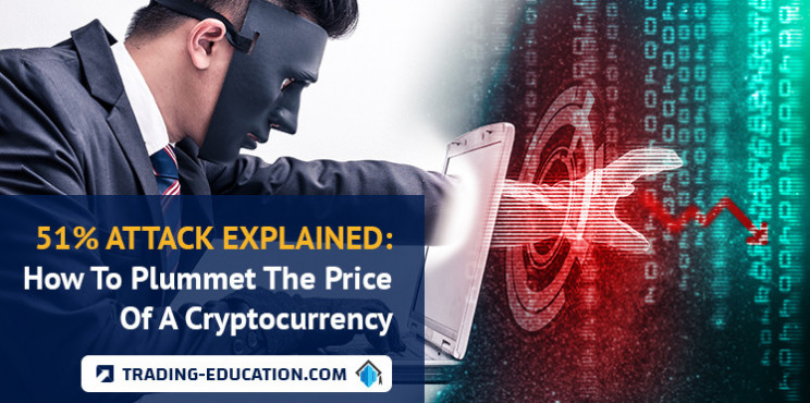 51% Attack Explained: How To Plummet The Price Of A Cryptocurrency