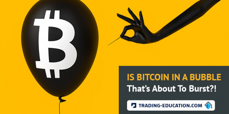 Is Bitcoin In A Bubble That's About To Burst?!