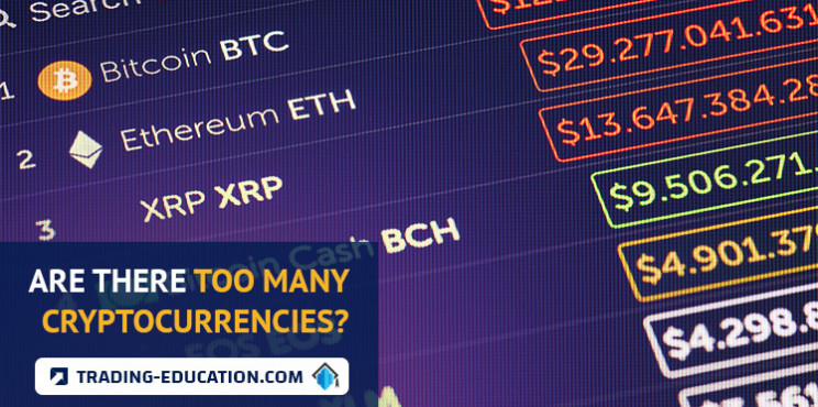 Are There Too Many Cryptocurrencies?