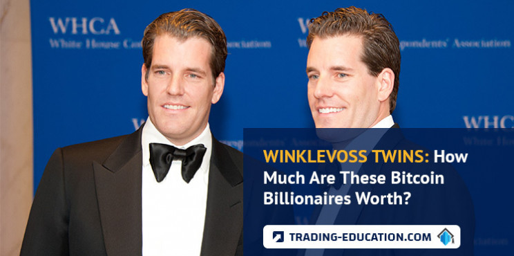 Winklevoss Twins: How Much Are These Bitcoin Billionaires Worth?