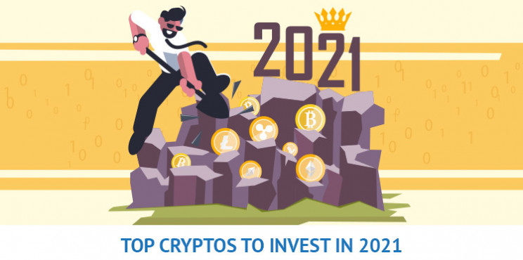What Top 10 Cryptocurrencies To Invest In 2021?