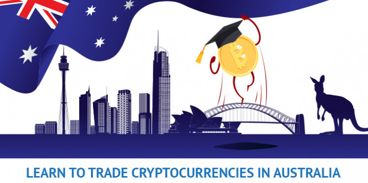 How To Learn Trading Cryptocurrencies In Australia – A Detailed Guide
