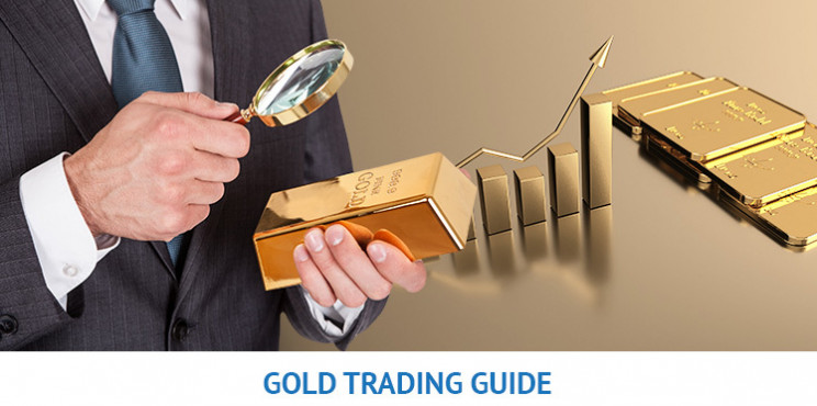 Gold Trading Guide UK - Learn How to Trade Gold Online