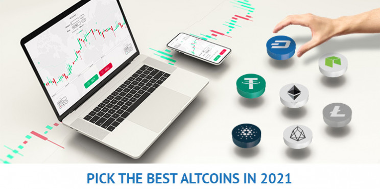 Best Altcoins to Trade in 2021: (In-Depth Review)