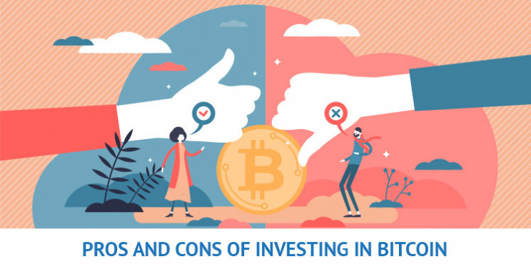 Pros and Cons of Investing in Bitcoin,  Will It Be a Millionaire Maker?