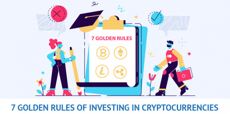 7 Golden Rules To Making Money On The Crypto Market
