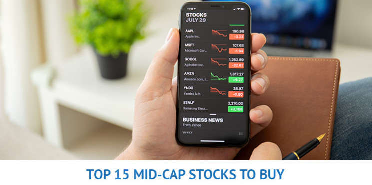 The Best 15 Mid-Cap Stocks To Buy In 2021
