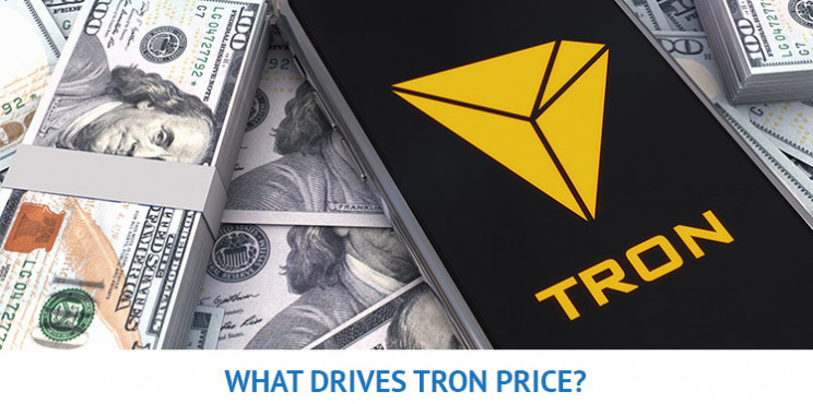 What Will Drive The TRON (TRX) Price In 2021?