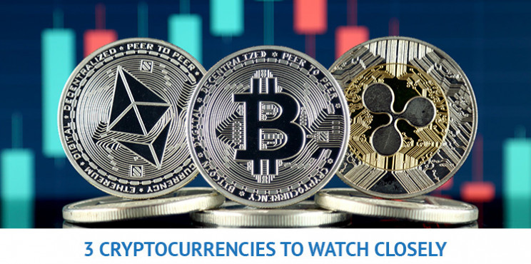 3 Cryptocurrencies To Watch Closely In April 2021