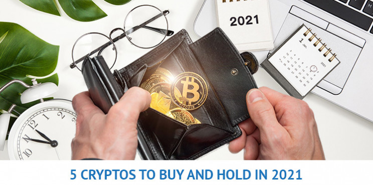 5 Cryptocurrencies To Buy And Hold In 2021 – IOT, XLM, BNB, ZEC, and BTC