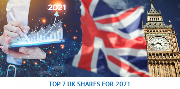 Top UK Stocks For 2021! 7 UK Shares Could Help You To Make A Million