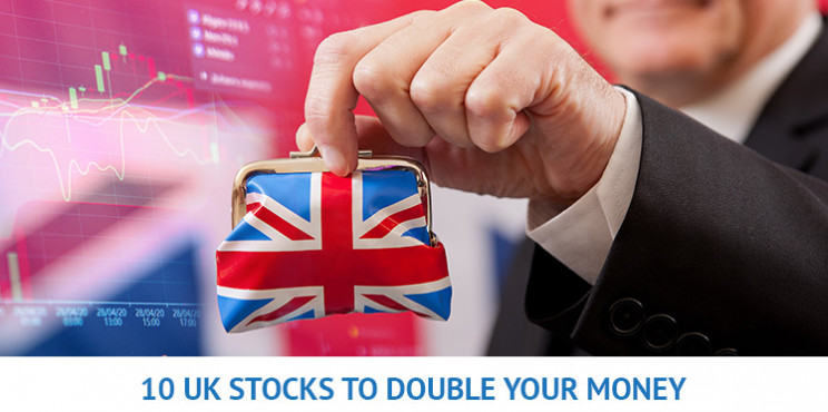 10 UK Shares To Buy In 2021 Could Double Your Money
