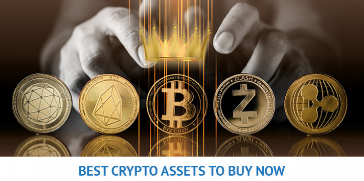 Crypto Market: These Cryptocurrencies Are The Best Assets To Buy Now