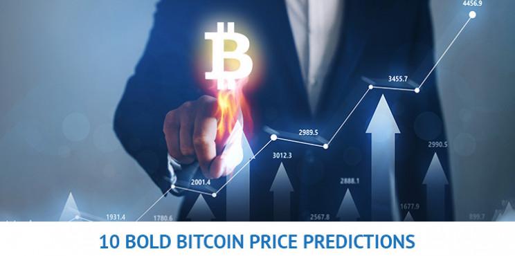 10 Bold Bitcoin Price Predictions For 2021