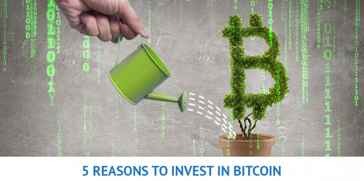 Investing in Bitcoin - 5 Reasons to Invest in Bitcoin in 2021