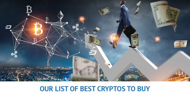 Our List Of The Best Cryptocurrencies To Buy In 2021