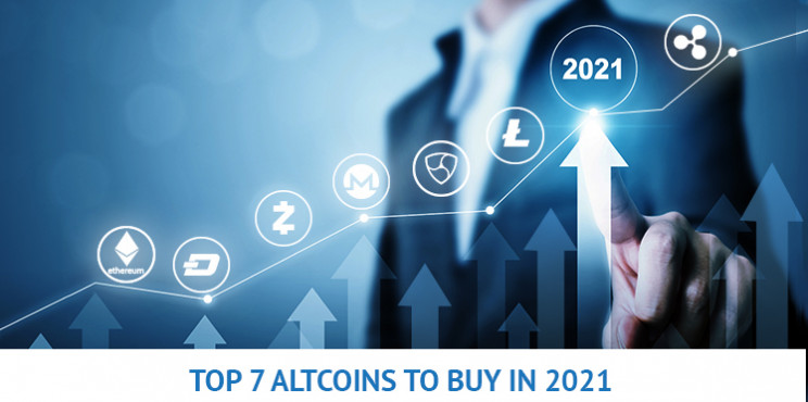 Top 7 Altcoins To Buy In 2021