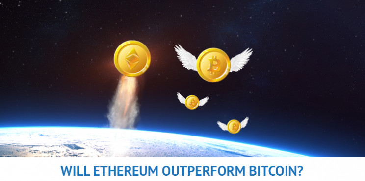 Will Ethereum Outperform Bitcoin? — Is There a Chance?