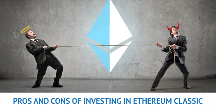 Pros And Cons Of Investing In Ethereum Classic