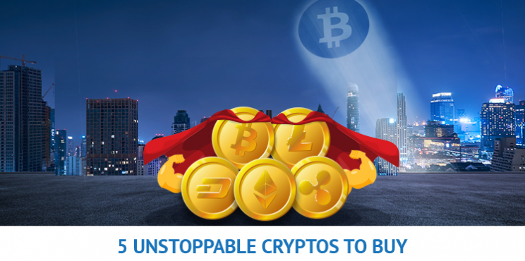 5 Unstoppable Cryptos At All-Time Highs That You Can Still Buy