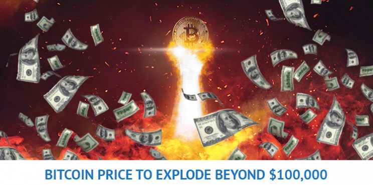 Bitcoin Price To Explode Beyond $100,000, Says An On-chain Metric