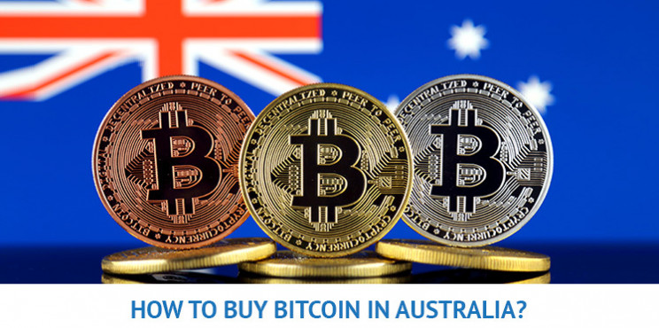 How To Buy Bitcoin In Australia - Step by Step Guide