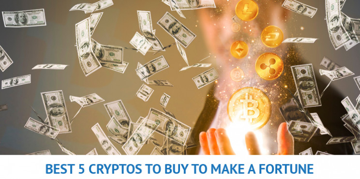 Invest In These Top 5 Cryptocurrencies Could Make You A Fortune In 2021