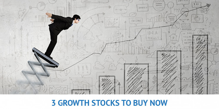 3 Top Growth Stocks That Are Best To Buy Now