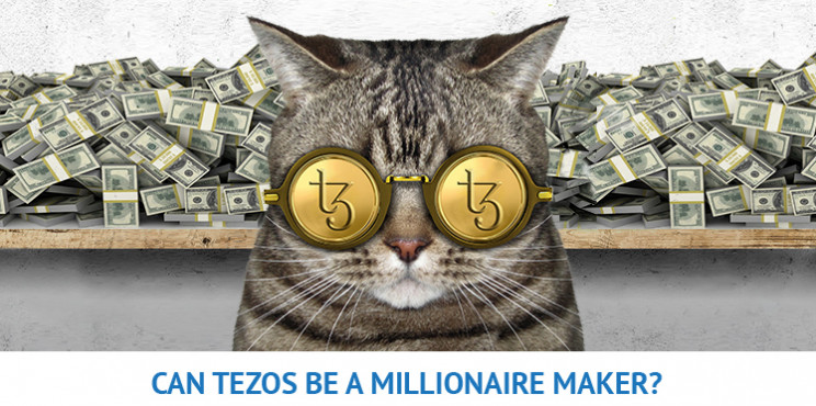 Can Tezos Be A Millionaire Maker?