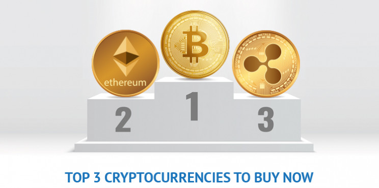 Want To Secure A Wealthy Future? Here Are The Top 3 Cryptocurrencies To Buy Now