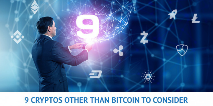 Better Than Bitcoin? 9 Other Cryptocurrencies You Should Consider