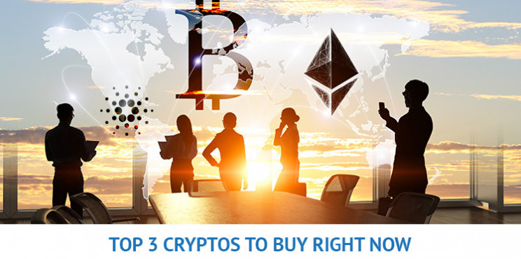 3 Hot Growth Cryptocurrencies To Buy Right Now