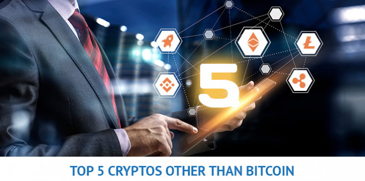 Top 5 Important Cryptocurrencies Other Than Bitcoin
