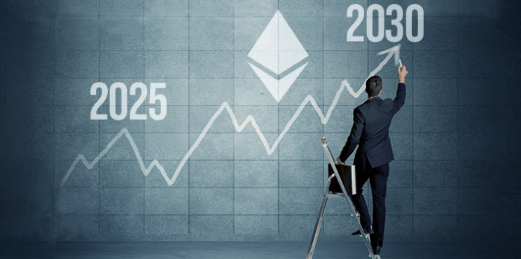 Ethereum Price Prediction for 2025 and 2030