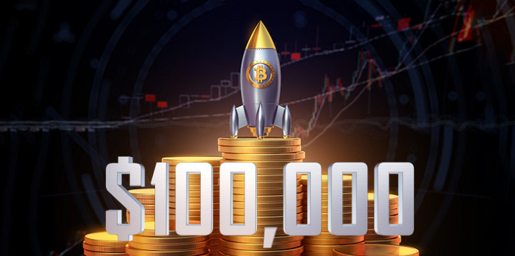 Bitcoin Could Soar to $100,000 by the End of This Year
