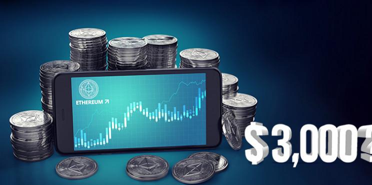 Will Ethereum Reach $3000?