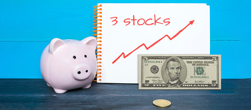 3 Penny Stocks To Buy Under $5 With Massive Upside Ahead