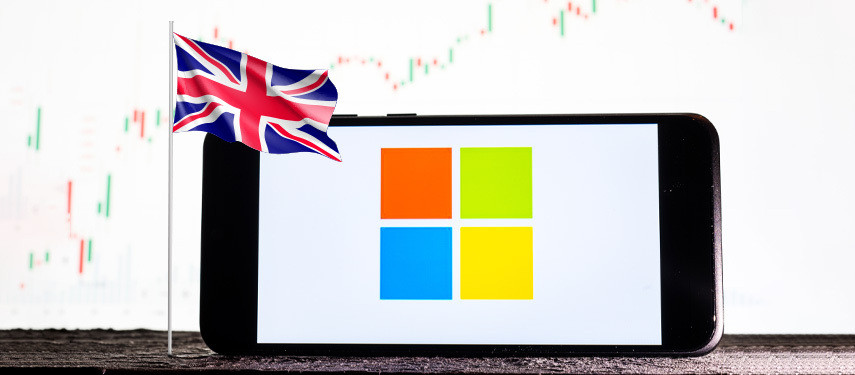 How To Buy Microsoft Shares In The UK - Full Guide