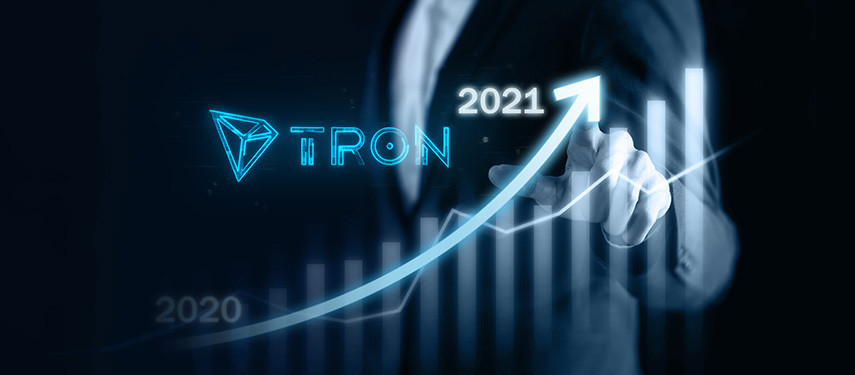 TRON Price Analysis For 2021