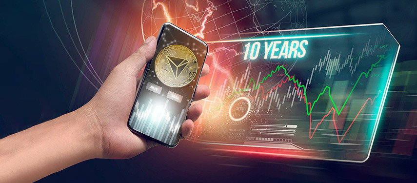 What Will TRON (TRX) Be Worth In 10 Years?