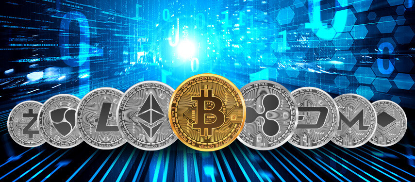 Top 10 Most Popular Cryptocurrencies In 2021