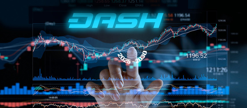 Dash Price Prediction for 2025 and 2030
