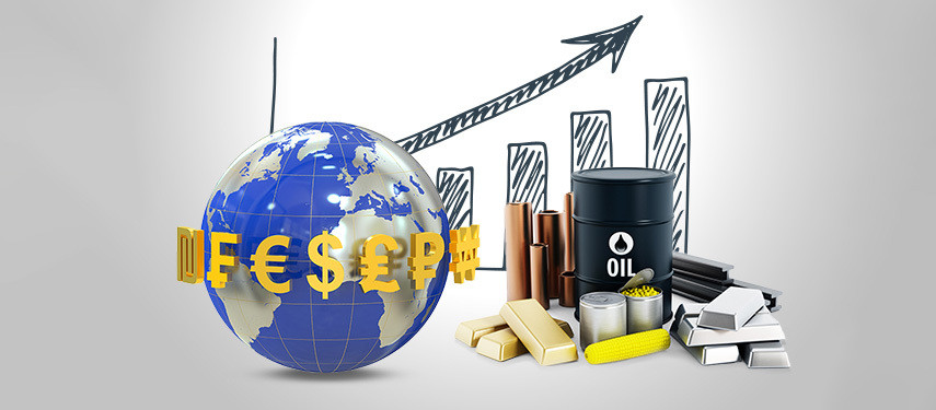 The Difference Between Forex and Commodity Trading