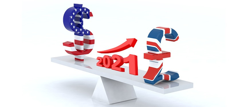 Pound to Dollar Price Predictions: How Much Will GBP/USD Be traded In 2021 And Beyond?