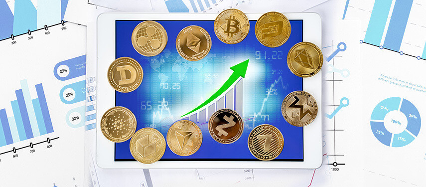 10 Cryptocurrencies with Strong Buy Ratings