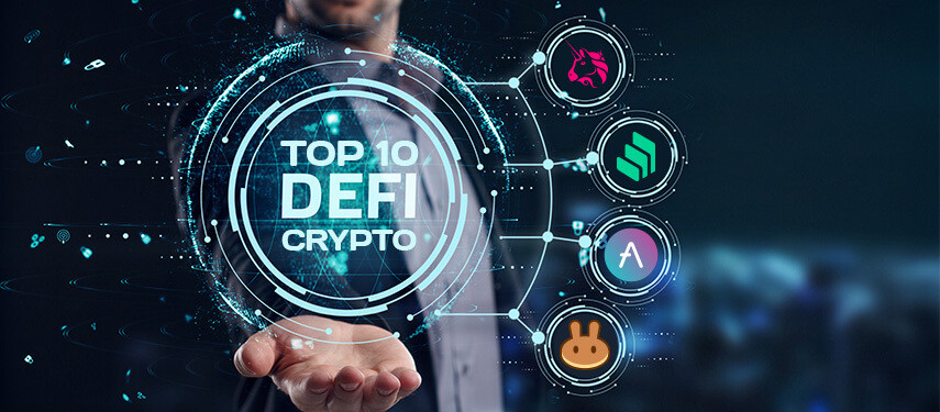 What Top 10 DeFi Cryptocurrencies To Invest In 2021?
